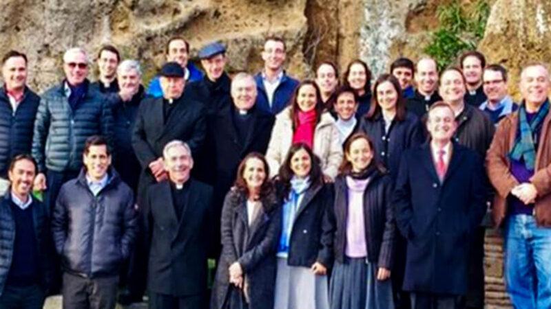 Réunion plénière de Regnum Christi à Rome