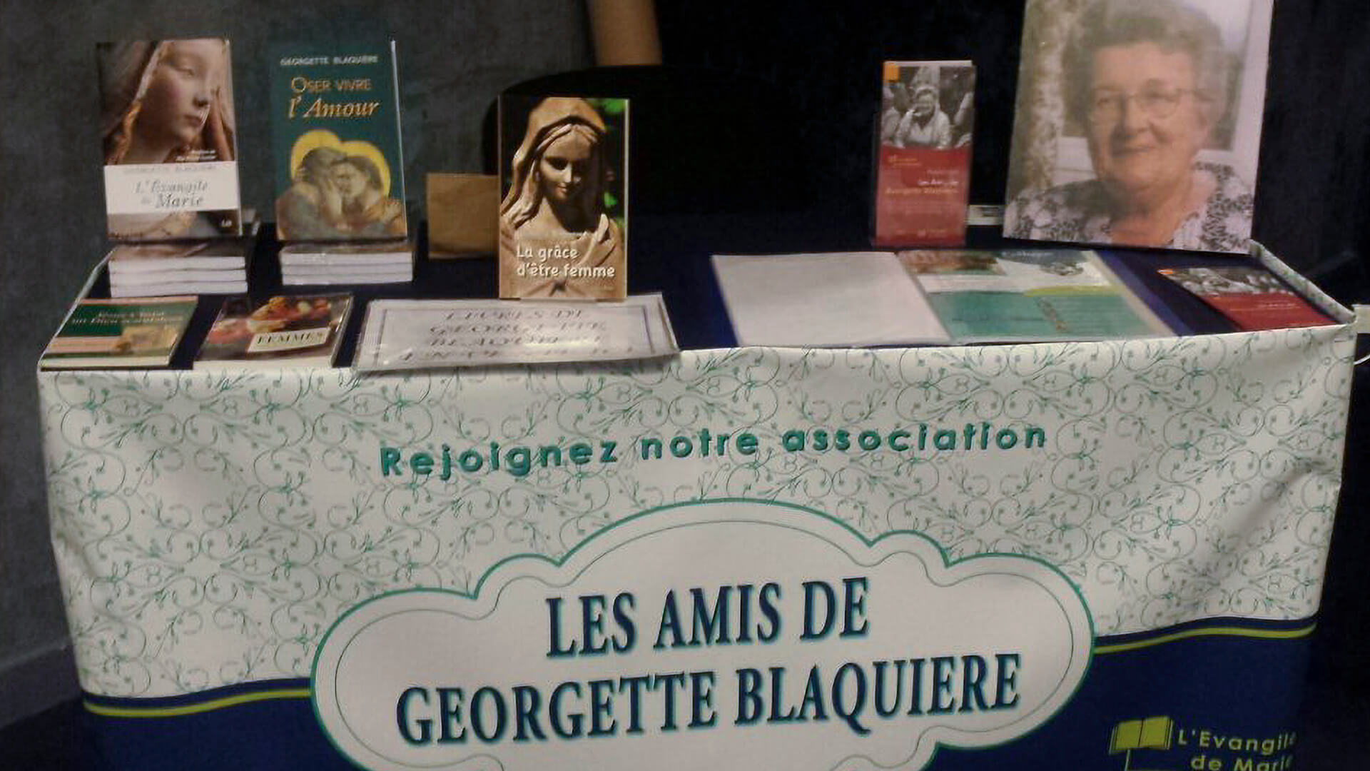 Georgette Blaquière