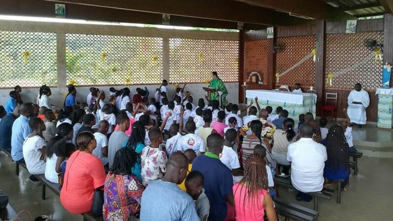 23 octobre 2019 – Première localité officielle de Regnum Christi en Côte d'Ivoire