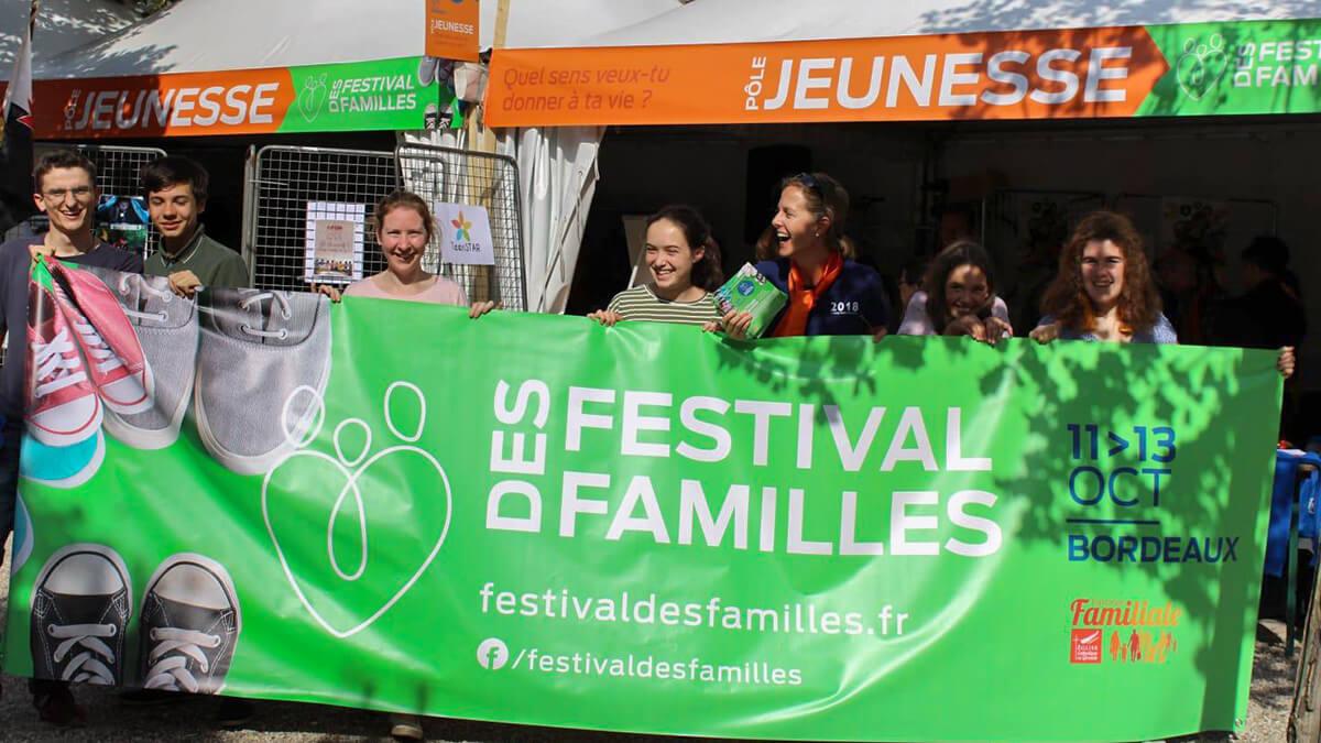 ECyD Bordeaux - festival des familles