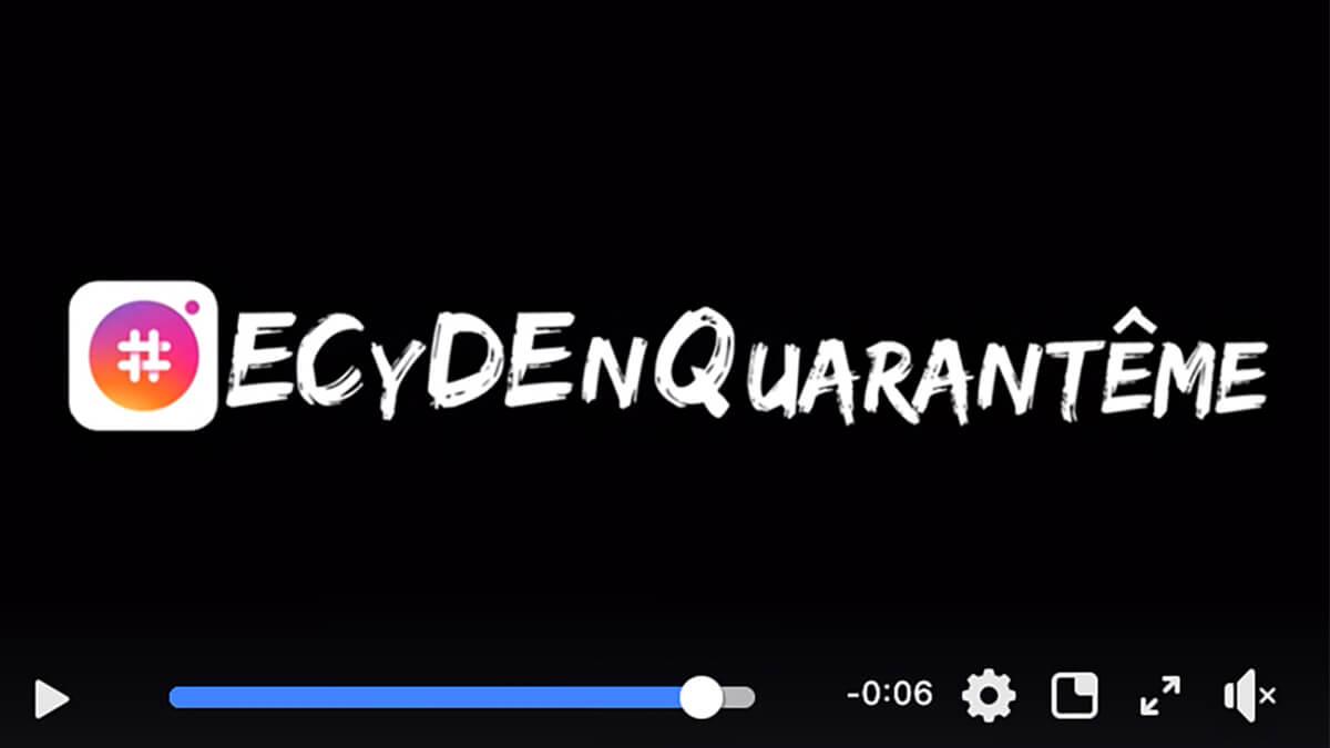 EcyD en quarantaine