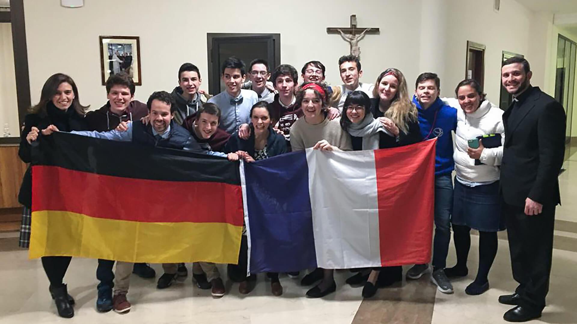 équipe internationale des responsables ECyD