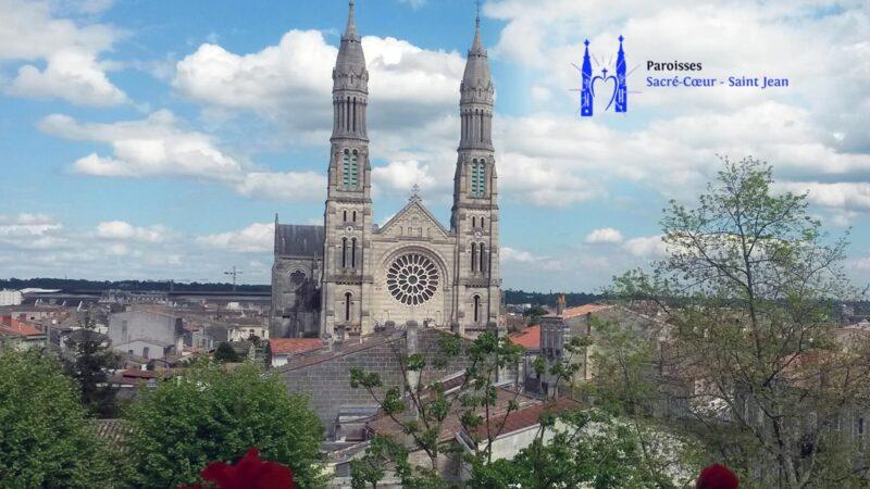 Homélie de Mgr James à la paroisse du Sacré-Cœur le 8 juin 2020