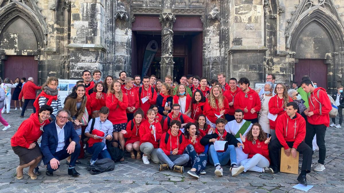 Jeunes missionnaires