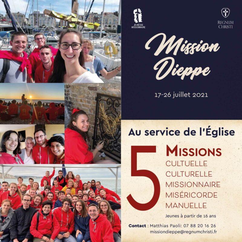 Mission Diesppe