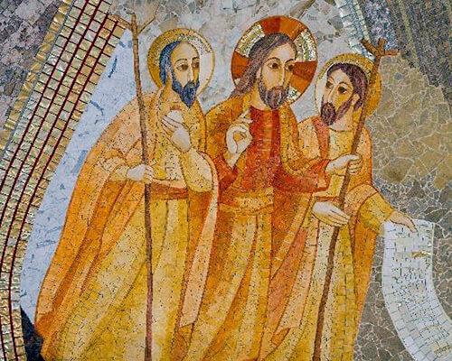Apôtres selon le cœur de Jésus