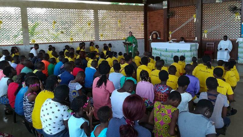 L'histoire de Regnum Christi en Côte d'Ivoire