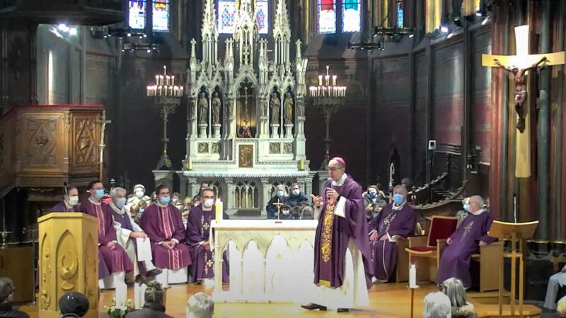 Pèlerinage à travers les sanctuaires du diocèse de Nanterre