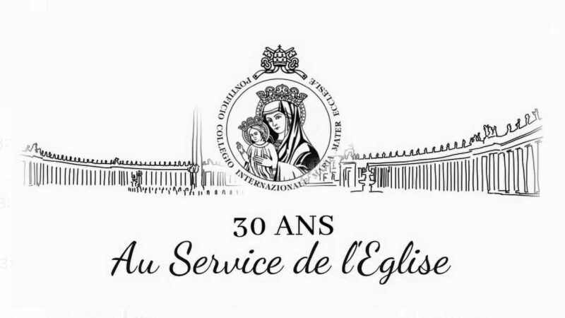 Le Collège pontifical international Maria Mater Ecclesiae fête ses 30 ans