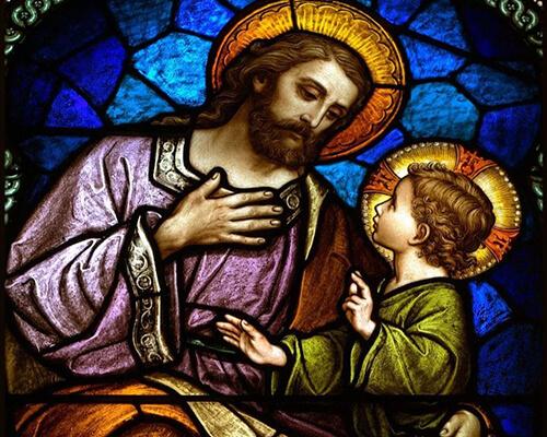 Joseph, père miséricordieux