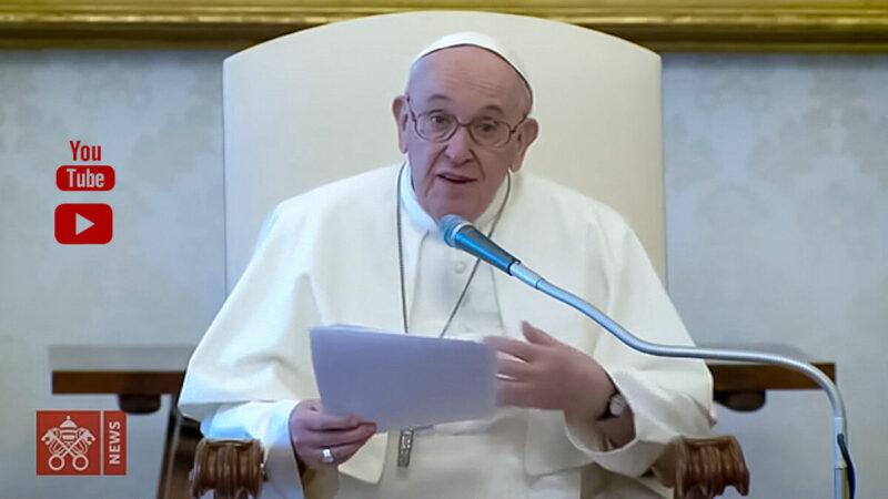 Catéchèse du pape François du 5 mai 2021