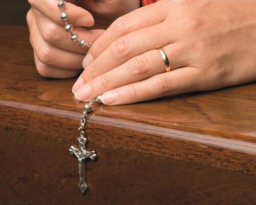 Entrée en prière