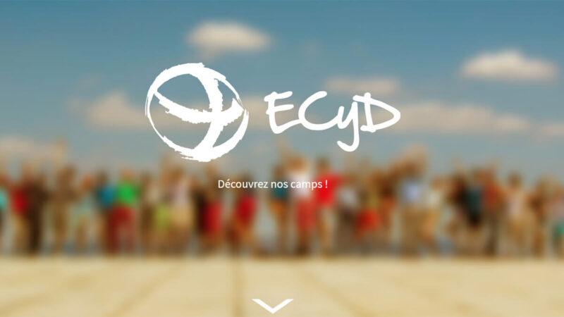 Un été au service de Dieu et des autres : volontaire ECyD