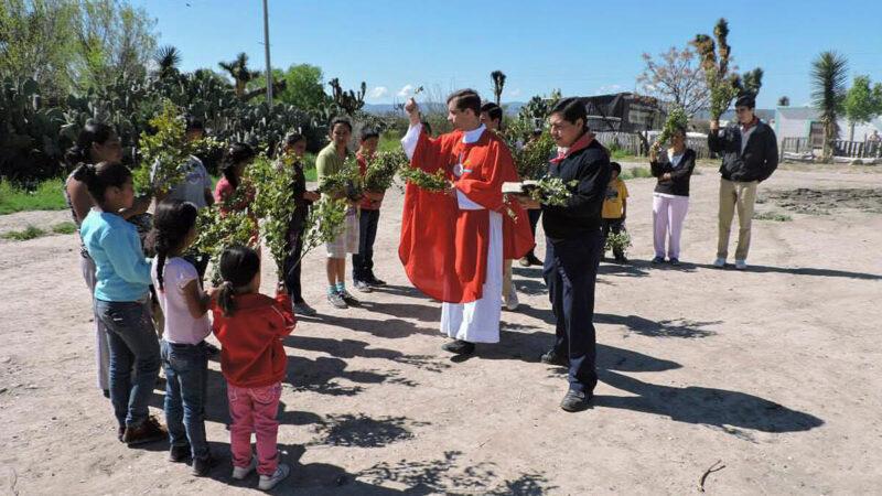 Regnum Christi plus loin – P. Blaise Patier au Mexique