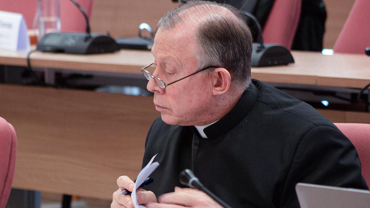 P. Eduardo Robles Gil, LC Supérieur